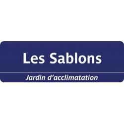 Les Sablons (Jardin...