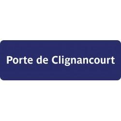 Porte de Clignancourt